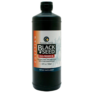 Egyptian Black Seed Oil