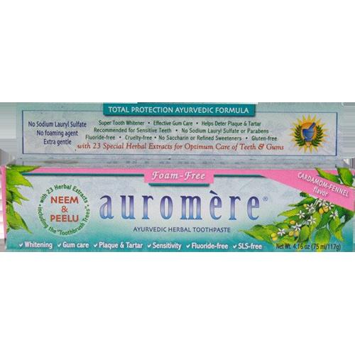 Non-Foaming Mint Toothpaste, 4.16 oz.
