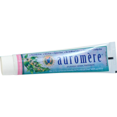 Non-Foaming Mint Toothpaste, 4.16 oz.