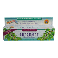 Mint-free Toothpaste with Neem & Peelu, 4.16 oz.