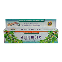 Auromere Original Licorice Toothpaste, 4.16 oz.