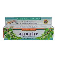 Auromere Original Licorice Toothpaste, 4.16 oz.