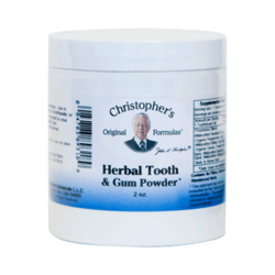 Herbal Tooth Powder, 2 oz.
