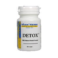 Detox, 50 tablets