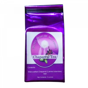 Chaparral Tea, 5 oz.
