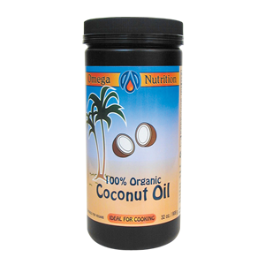 Coconut Oil, organic, 32 oz.