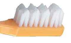 Fuchs Record V Natural Bristle Toothbrush, soft